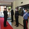 Carabinieri: nuovo comandante regionale in visita a Matera