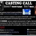 Casting Call a Matera venerdì 14 giugno per film di Umberto Rey