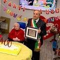 Festeggiata un'altra centenaria