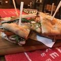 """Ricetta Salata: un sandwich  """"local """", dal cuore murgiano"""
