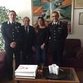 De Ruggieri incontra il nuovo comandante dei Carabinieri Forestali