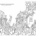 """""""Colora Matera"""": Un libro da colorare dedicato alla Festa della Bruna"""