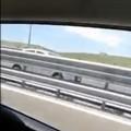 Auto contromano sulla strada Matera Altamura, minuti di paura
