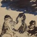 Al Musma i disegni di Antonietta Raphael