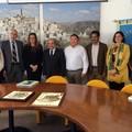 Delegazioni straniere ospiti a Matera e Melfi