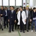 """Di Maio visita  """"Calia """" a Matera. E annuncia:  """"Nuove opportunità per imprese """""""