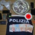Rifornimento di droga ad Altamura, due arresti