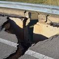 L'arteria stradale di Aia del Cavallo a forte rischio