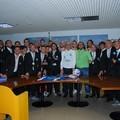 Il sindaco premia la stagione del Matera e promette interventi al XXI Settembre