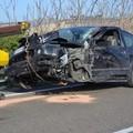 Grave incidente sulla SS7, strada chiusa
