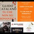 Al Burbaca c'è lo scrittore Guido Catalano