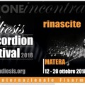 Fadiesis Accordion Festival, Pordenone chiama Matera