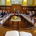 Matera 2019, incontro con il ministro Bonisoli
