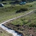 Sentieri non autorizzati a Murgia Timone: sei denunce