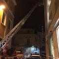 Rischio caduta calcinacci in via del Corso