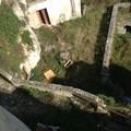 Degrado nel patrimonio storico dei Sassi