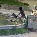 Abbandono dei rifiuti, è sempre linea dura