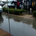 Piogge e allagamento: il sabato nero dei mercati
