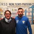 Altro rinforzo per il Real Team Matera: arriva Daniele Terrone