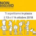 """Volontari dell'Unitalsi in piazza per """"Io non rischio"""""""