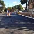 Viabilità: riapre rotatoria via Lanera, chiusa strada per Cava del Sole