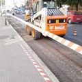Lavori stradali, disposizioni per il traffico in via Lucana
