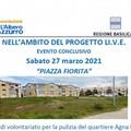 Raccolta volontaria di rifiuti, evento conclusivo progetto LI.V.E.