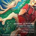 Mostre: al Circolo La Scaletta le opere di Domenico Fratianni