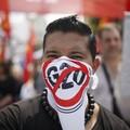 G20, manifestazione contro il vertice a Matera