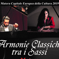 """A Matera """"Armonie classiche tra i Sassi"""""""