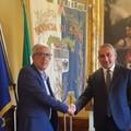 Il presidente Marrese riceve il neo sindaco di Pisticci