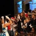 Orchestra e coro manos blancas dei nuclei di Basilicata e Puglia a Matera in occasione della Festa della Musica 2017