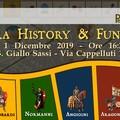 """Giallo Sassi organizza il """"Matera History&Fun Game"""""""