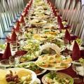 A tavola con vegetariani, vegani e celiaci