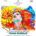 """""""Respira felicità"""" , la mostra della pittrice Ivana Burello a sostegno della Onlus Fondazione Francesca Divella"""