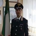 Il maresciallo Nicola Logiudice a Brindisi