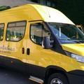 Nuovo scuolabus a Matera