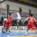Basket Serie B, Olimpia Matera sconfitta in casa da Teramo
