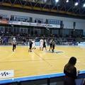 Basket, l'Olimpia Matera ko a Caserta