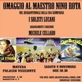 A Matera un concerto per ricordare il maestro Nino Rota