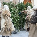 Carnevale, a Matera sfilano le antiche maschere lucane