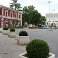 Piazza Matteotti per i bus turistici