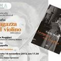 """Il Musma presenta:  """"La ragazza con il violino """""""