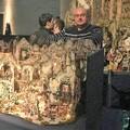"Il presepe di Daddiego in mostra ai ""100 Presepi in Vaticano"""