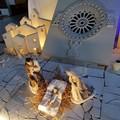 Presepe in tufo, un gioiello dell'artista De Santis