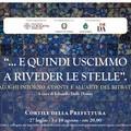 """La Scaletta presenta la II edizione delle serate """"…E quindi uscimmo a riveder le stelle"""""""