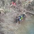 Cercano asparagi e si perdono alla diga di San Giuliano, ritrovati