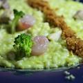 """Ricetta Salata """"L'orto e il mare"""""""