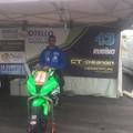 Buon inizio per il motociclista materano Rubino alla Dunlop Cup al Mugello