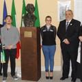 Inaugurato il busto di Giambattista Pentasuglia